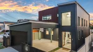 Brisbane shipping container house extension is jaw dropping  news