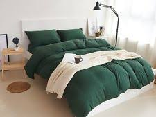 Jersey Cotton Duvet Set Jersey Patternless Duvet Covers U0026 Bedding Sets Ebay