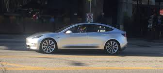 tesla model 3 u0027release candidates u0027 are currently being built
