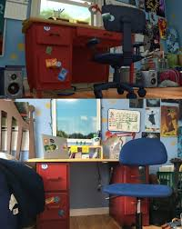 Toy Story Andys Bedroom Some Superfans Recreated Andy U0027s Bedroom From Toy Story And It U0027s