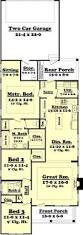 apartments house plans 3 car garage narrow lot narrow lot house