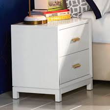 How To Organize Nightstand Rowan Bedside Table Pbteen