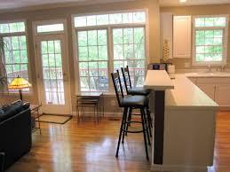 bar dans une cuisine am nagement d une cuisine les 5 r gles conna tre c t maison hauteur