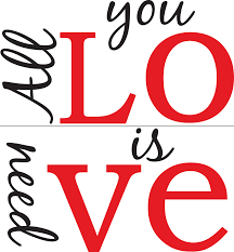 you need is love quote wall art sticker all you need is love quote wall art sticker