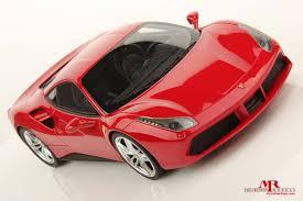 Ferrari 458 Models - ferrari 488 gtb 1 18 scale model looks perfect autoevolution