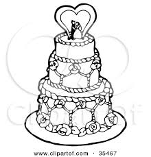 wedding cake clipart wedding cake clipart simple cake pencil and in color wedding