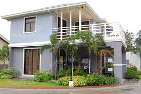 simple two storey house design filipino simple two storey dream home l usual house design ideas