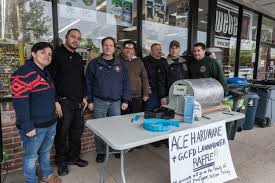 ace hardware annual report gcfd and ace hardware support firefighter s family herald