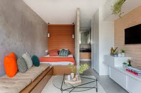 Compact Room Interior Design