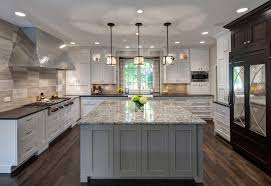 Cooking Islands For Kitchens Multi Functional Transitional Hinsdale Kitchen By Drury Design