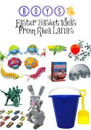 easter basket boy easter basket ideas for kids rhea s