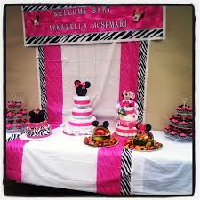 theme for baby shower baby shower food ideas baby shower ideas minnie mouse theme