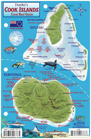Map Of St Barts by Flat Maps