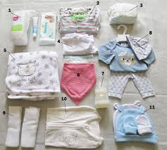 baby needs what s in the baby s hospital bag