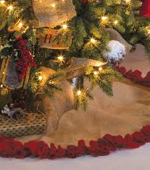 burlap tree skirt diy christmas tree skirt burlap tree skirt joann