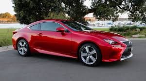 lexus rc cost 2016 lexus rc 200t review chasing cars