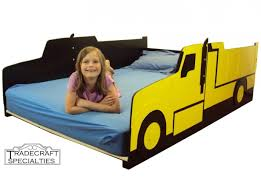 truck full size kids bed frame aftcra