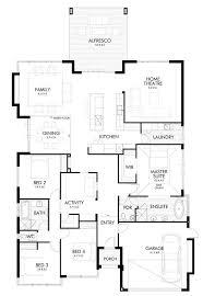 single level house plans house plans single storey australia homes zone