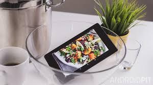 application cuisine android les meilleures applications de recettes sur android androidpit