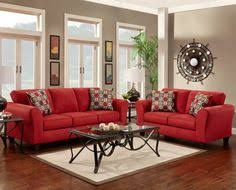 Living Room With Red Sofa Design Ideas Pictures Remodel And - Red sofa design ideas