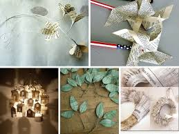 9 creative diy paper craft ideas to go green
