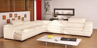 Corner Leather Sofa Sets S8664 Luxury Corner Leather Lounge Fortune Furniture