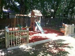 Backyard Play Ideas by 51 Best Backyard Playground Images On Pinterest Backyard