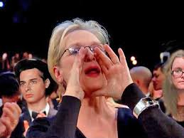 Yelling Meme - meryl streep shouting is a meme insider