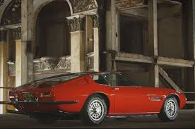 maserati brown 1967 maserati ghibli featured on latest ignition video