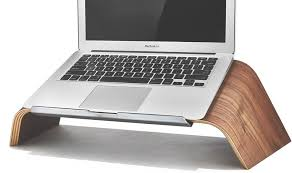 Mac Desk Accessories Grovemade Debuts New Maple And Walnut Wood Laptop Stands Mac Rumors