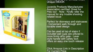 Munchkin Safe Step Gate 5 X Regalo Easy Step Walk Thru Gate White Youtube