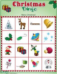 christmas bingo clipart clip art library