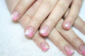 simple nail art with 2 colors image collections nail art designs