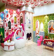 Party Room For Kids by Little Princess Bedroom For Children Photos Background Vinyl