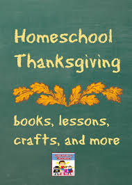 homeschool thanksgiving