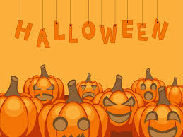 pumpkin pattern wallpaper halloween backgrounds pictures festival collections halloween