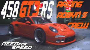 widebody porsche gt3 need for speed 2015 grip build porsche 911 gt3 rs 458 gt3