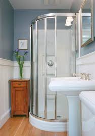 bathroom walk in shower dimensions corner burly wood prism shower