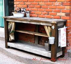 Diy Outdoor Bar Table Wood Patio Furniture Outdoor Bar Furniture Patio Furniture Outdoor