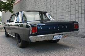 1967 dodge dart 4 door bangshift com this 1967 dodge dart sedan is one tough looking
