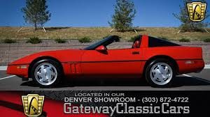 1989 corvette convertible 1989 corvette convertible for sale illinois 1989 chevrolet