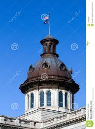 south carolina capital dome royalty free stock image image 34905936