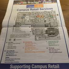 Citrus College Map Stuffed Owl Café Food 1000 W Foothill Blvd Glendora Ca