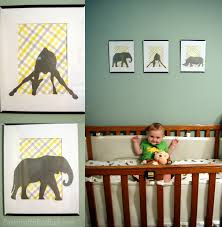 diy nursery decor safari pinterest in real life