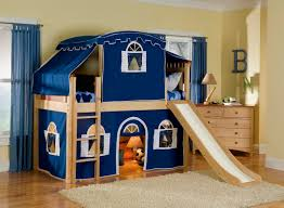 ideas stair slide kid room house exterior and interior