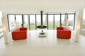 Living Room Design Library Living Room Modern Design With Fireplace Fence Kids Library