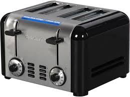 Cuisinart Toaster 4 Slice Stainless Toasters Newegg Com