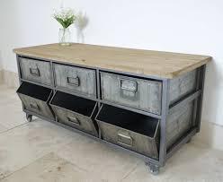 6 drawers metal industrial cabinet garden sculptures u0026 ornaments