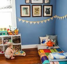 sol chambre bébé la peinture chambre bébé 70 idées sympas