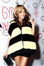 Bumble Bee Halloween Costume Beyonce Bumble Bee Halloween Costume 3 Cotten Kandi